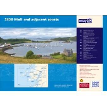 Imray Chart Pack 2800 - Isle of Mull and Adjacent Coasts Chart Pack - 2