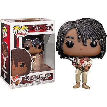 Us Adelaide with Chains & Fire Poker Pop! Vinyl