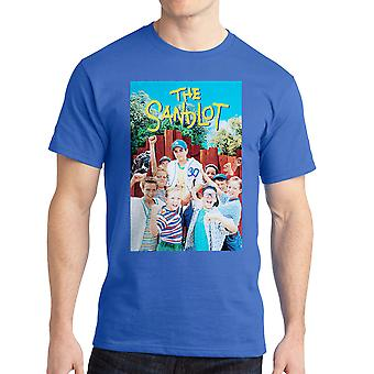 Sandlot Color Poster Men's Royal Blue T-shirt