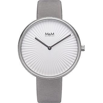 M&M Germany M11943-822 Big time Ladies Watch