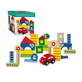 Construction set Diset 25 pcs (1+ year)