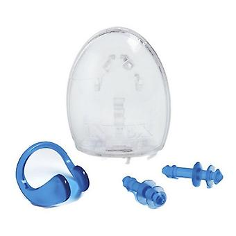 Tapones para los oídos y clips nasales para Swimming Intex