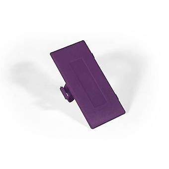 for Gameboy Pocket Purple Replacement Battery Cover