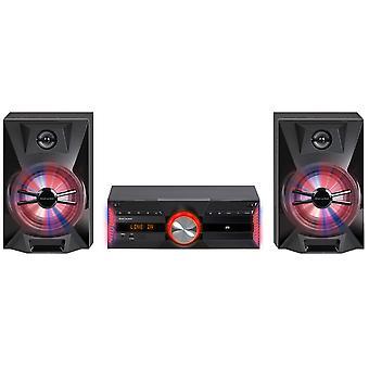 Mac Audio MPS 701, 720 W High Power hifi-järjestelmä, 1 kpl
