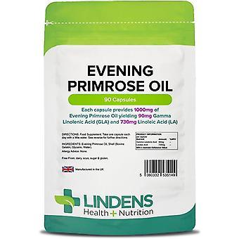 Lindens Ilta Primrose Oil 1000mg Kapselit 90 (5149)