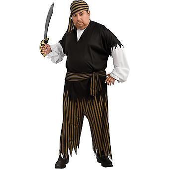 Swashbucker Erwachsenen Kostüm