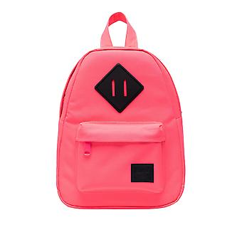 Herschel Supply Co. Women's Heritage Mini Backpack Neon -Black 28Cm