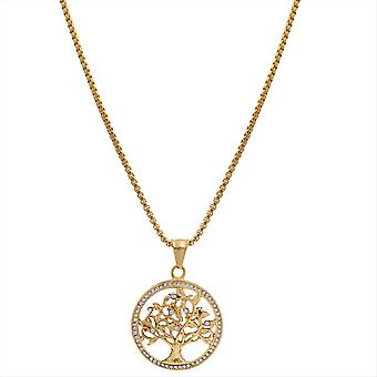Edforce necklace and pendant 407-0088-N - Women's necklace and pendant