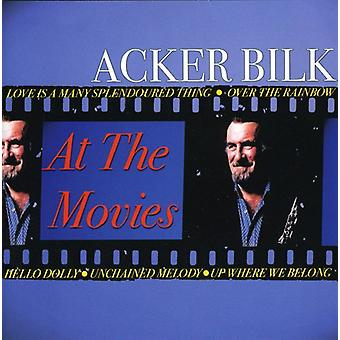 Acker Bilk - At the Movies [CD] USA import