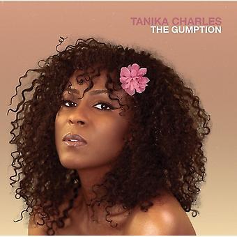 Gumption [CD] USA import