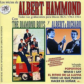 Albert Hammond - Los Inicios (1963-1964) [CD] USA import