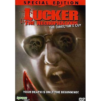 Lucker the Necrophagous [DVD] USA import