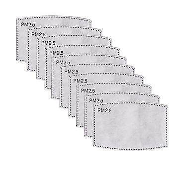 PM2.5 Mask Filter Insert - 10 Pack