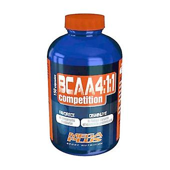 Bcaa 4: 1: 1 Competition 150 capsules