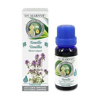 Thyme Essential Oil 15 ml of essential oil