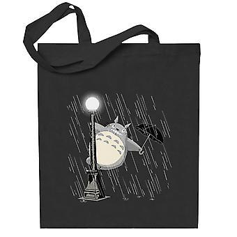 Mijn buurman Totoro Signin In The Rain Totebag