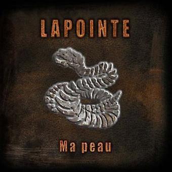 Eric Lapointe - Ma Peau (Ecolopak) [CD] USA import
