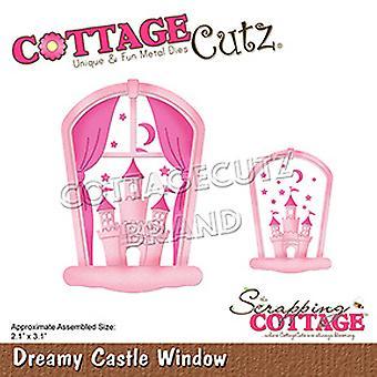 Scrapping Cottage Dreamy Castle janela