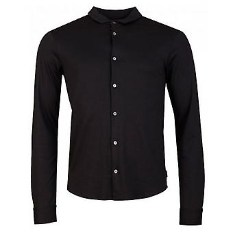 Armani Slim Fit Button Through Shirt