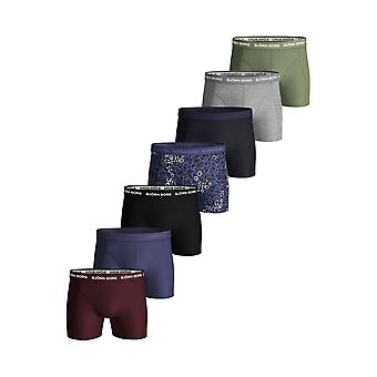 Bjorn Borg Men's Boxer Shorts 7 Pack ~ Ditsy Flower