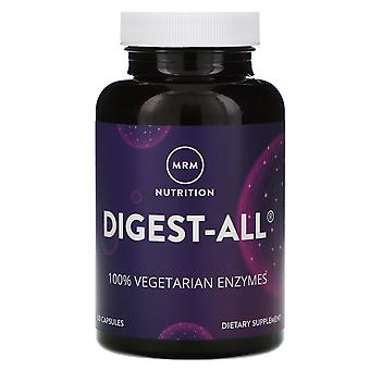 MRM, Nutrition, Digest-ALL, 100 Capsules