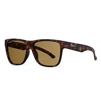 Sonnenbrille Unisex Lowdown XL 2  polarisiert braun