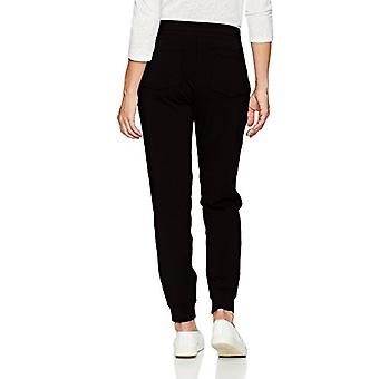 Brand - Daily Ritual Women's Terry Cotton and Modal Patch-Pocket Jogge...