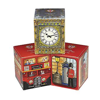 Caixa de presente de seleção de chá de Londres
