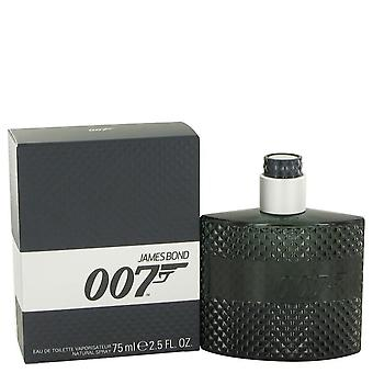 007 Eau De Toilette Spray By James Bond 2.7 oz Eau De Toilette Spray