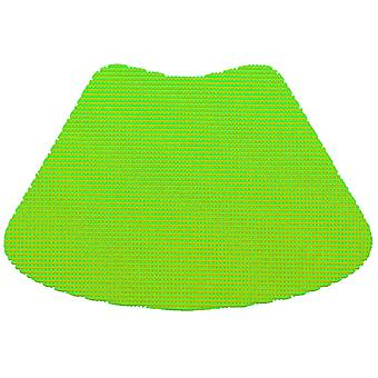 Fishnet Lime Green Wedge Placemat Dz.
