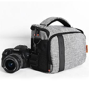 Digital Dslr Waterproof Shoulder Bag, Video Camera Case For Canon/nikon/sony
