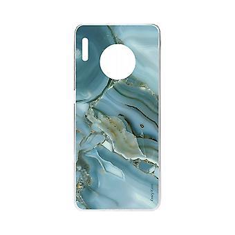 Hülle Für Huawei Mate 30 Pro Weiches Marmor-Effekt Design