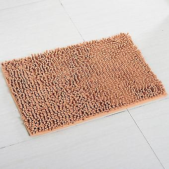 Microfiber Bath Mat Non Slip Doormat Soft And Absorption Room Floor Rugs And