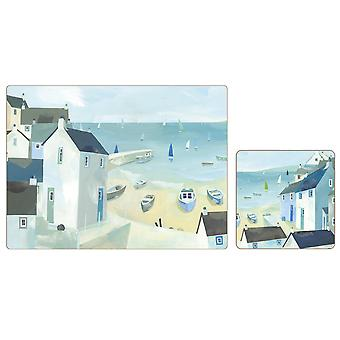 iStyle Coast Placemats and Coasters