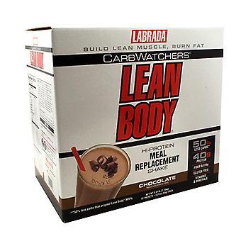 LABRADA NUTRITION Lab Lean Body Lo Carb Ch, 42 CT
