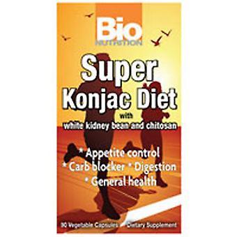 Bio Nutrition Inc Super Konjac Ruokavalio, 90 vcaps