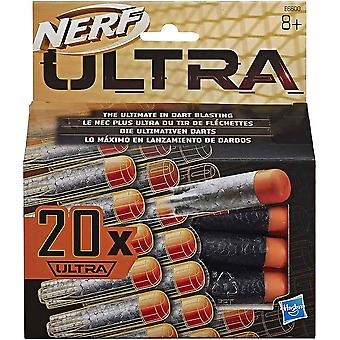 Nerf ultra one 20-dart refill pack, the furthest flying nerf darts ever,