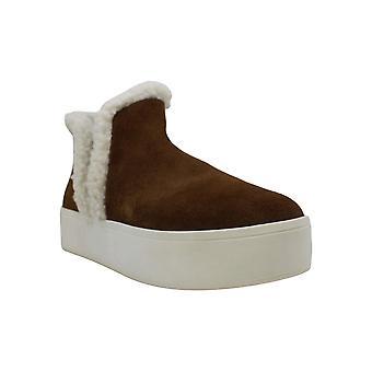 ستيف مادن النساء فيرن سويد Hight أعلى سحب على أحذية رياضية أزياء