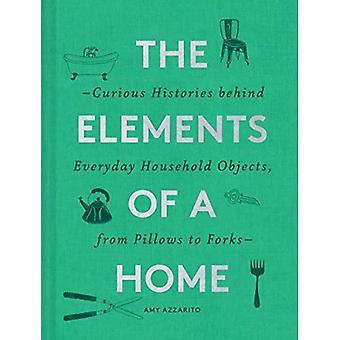 De elementen van een huis
