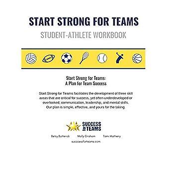 Start Strong for Teams - Werkmap: een plan voor teamsucces