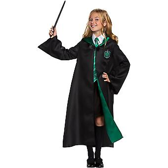 Slytherin Robe Deluxe Child - Harry Potter