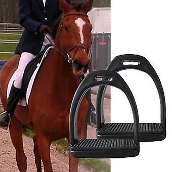 Children Adults Durable Horse Riding Stirrups 2 Sizes For Horse Rider