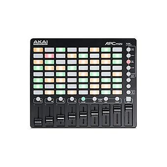 Akai professional apc mini - controller midi USB portatile per ableton live con pulsanti a 64 clip e