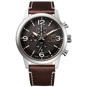 Mens Watch Citizen CA0740-14H, Quartzo, 43mm, 10ATM