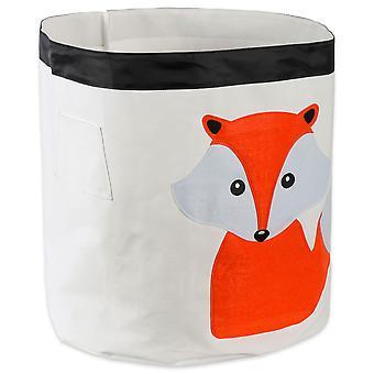Papelera de almacenamiento Dii Fox