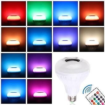 Bluetooth 4.0 Music Audio Rgbw Speaker Light