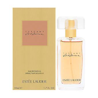 Tuscany per donna by estee lauder for women 1.7 oz eau de parfum spray (relaunched)