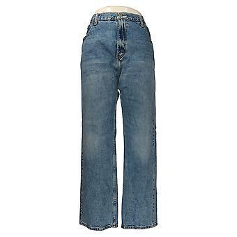 Levi's Men's Straight Jeans 34x30 كلاسيك جيبد بلو