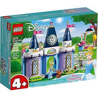 ليغو 43178 سندريلا القلعة الطرف