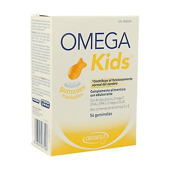 Omega Kids Gummies 54 units